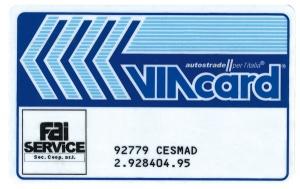 Viacard Telepass It Cesmad Bohemia